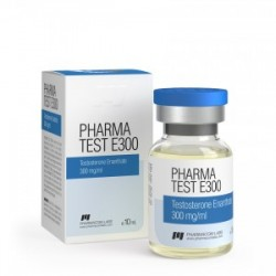 Pharmatest Enanthate 300mg 10ml vial