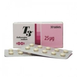 T3 Uni-Pharm 30 tablets