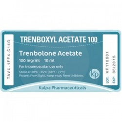 Trenboxyl Acetate 100
