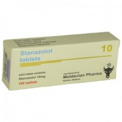 Stanazolol 10mg tablets